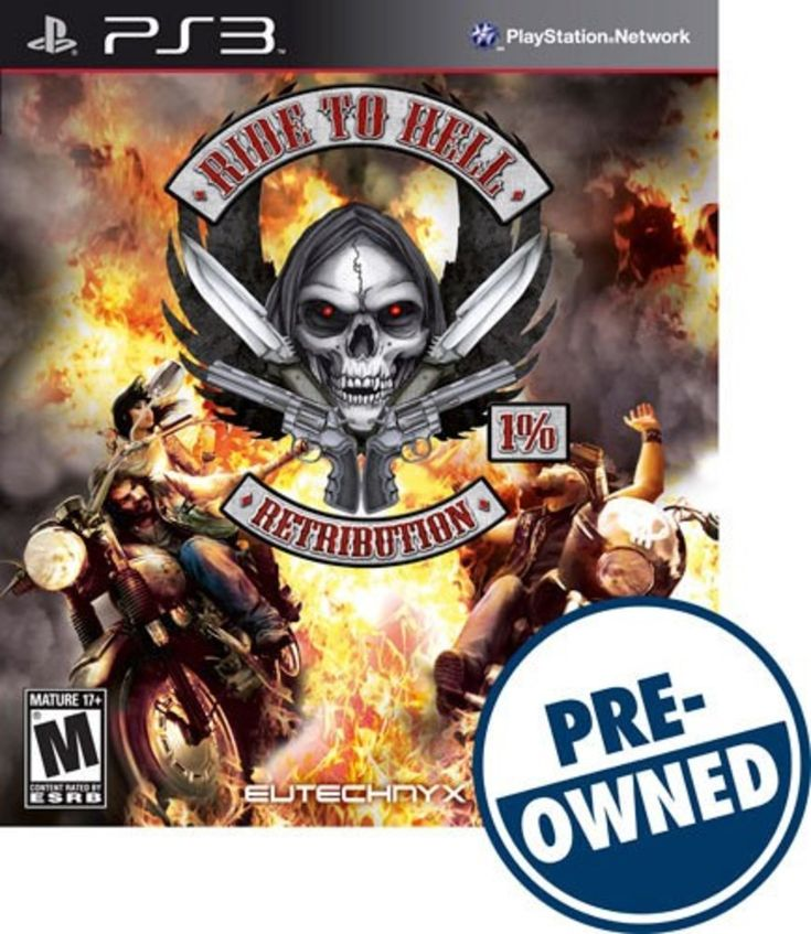 Ride to Hell Retribution - PRE-Owned - PlayStation 3