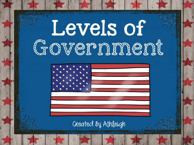 FREE Levels of government power point! Great introduction to government.