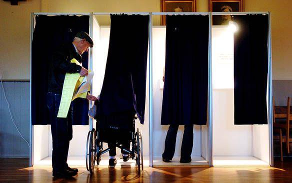 jv.dk - Fælles Nyheder - Regionalt - Top 10: De mest blå og røde valgsteder i Syddanmark