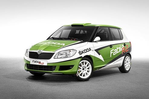 2011 Skoda Fabia R2 Rally Car: Specs and Features