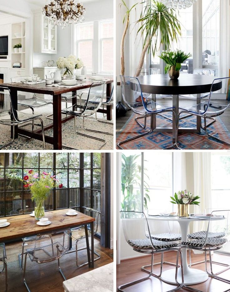 IKEAs Tobias Dining Room Chairs