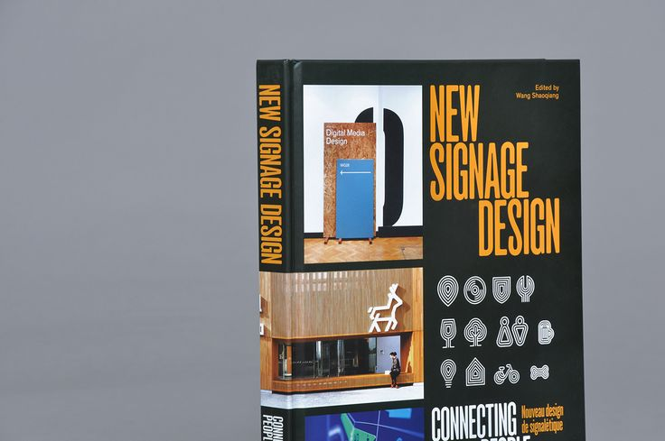 New Signage Design - Connecting People & Spaces on Behance