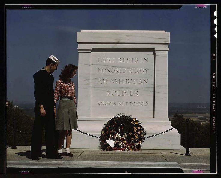 Tumba del Soldado Desconocido, Mayo 1943