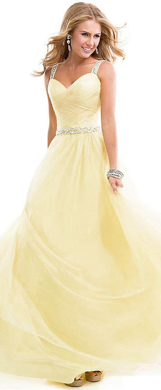 Charming Chiffon Sweetheart Neckline Floor-length A-line Evening Dress