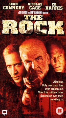 The Rock - 1996 - Hans Zimmer Composer (1957)