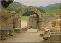 Excavation of Olympia, Greece- found Temple of Zeus, Hera, and many others. Greek mythology is freaking cool! Can't wait to go here.