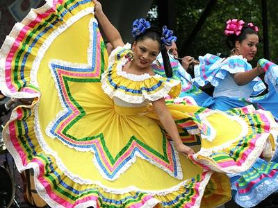 Ballet folklorico de mexico dresses pictures