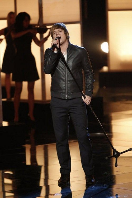 Terry McDermott Eliminated From The Voice 12/18/12