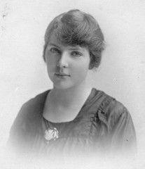 Amy Millicent Stewart (1897-1991), 1918