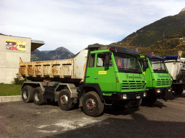Steyr Trucks