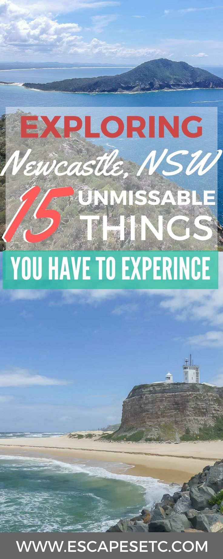 Planning a visit to Newcastle? Just a couple of hours from Sydney and a hotspot for beaches and food, a visit to Newcastle is a must. Here are my top places to visit in Newcastle to help with your planning! #newcastle #NSW #newsouthwales