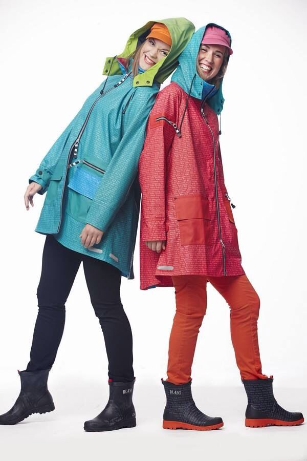 Blaest rainwear Spring/Summer 2014