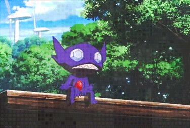 PokemonGif : Sableye