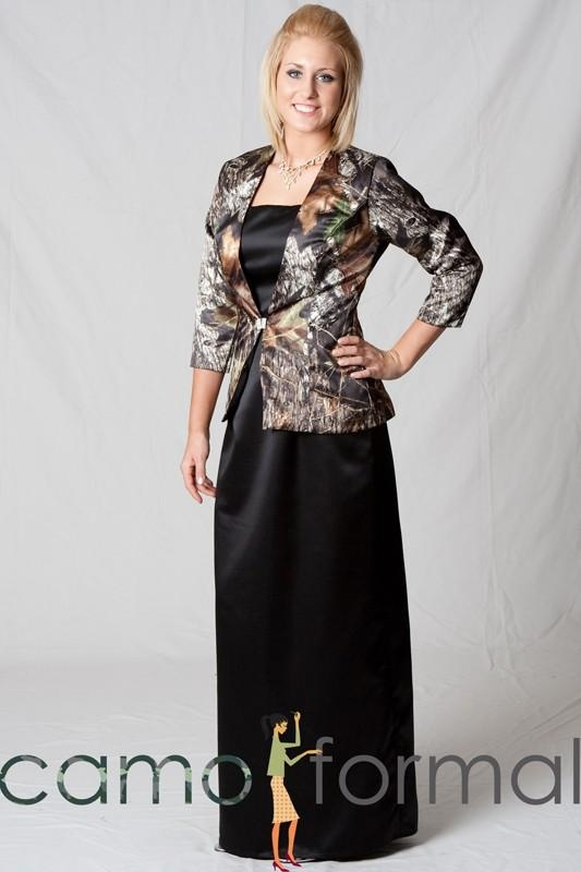 Camouflage mother of the bride dress dear lord deal for Country wedding mother of the groom dresses