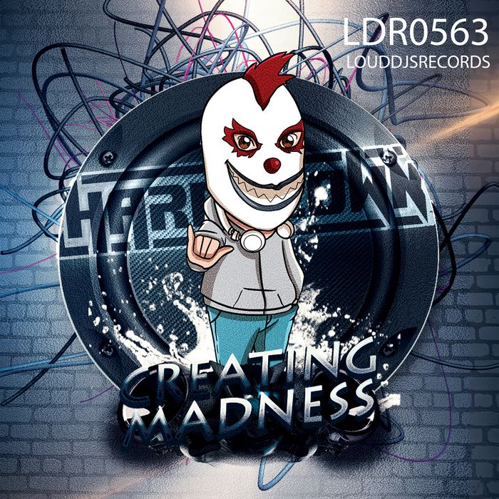 Hardklown - Creating Madness (GABBA Music Gabber)