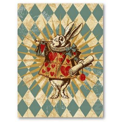 Vintage Alice in Wonderland Printables | Yvonne Byatts Family Fun: ALICE IN WONDERLAND / MAD HATTERS TEA PARTY