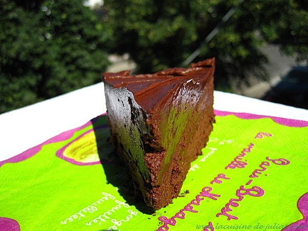 g 226 teau fondant chocolat sans cuisson desserts chocolat fondant and chang e 3