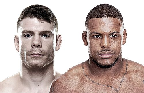 "Paul Felder: ""If Michael Johnson wants to earn fight of the night bonus, let's throw down."" 