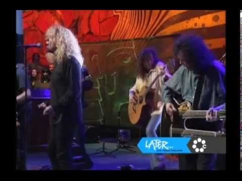 Jimmy Page & Robert Plant - Gallows Pole - YouTube