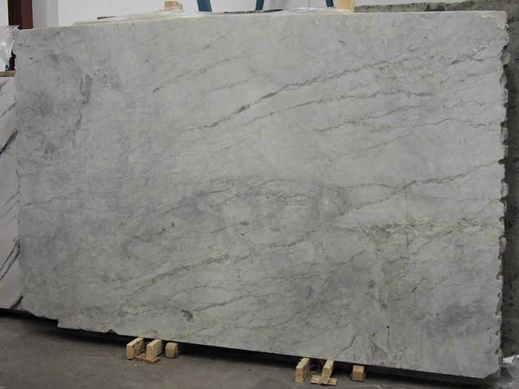 Princess White Natural Quartz Slab Sold By Milestone
