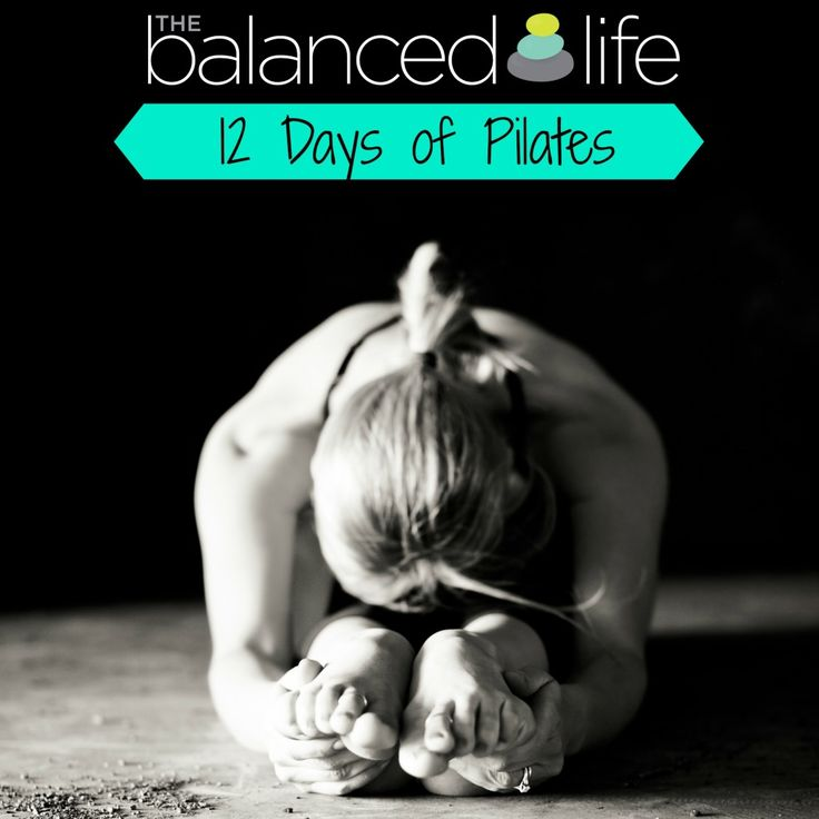 12 Days of Pilates: day 9 (a short but GOOD ab workout!) It's only 8 minutes...no excuses. :) #pilates #abs #workout