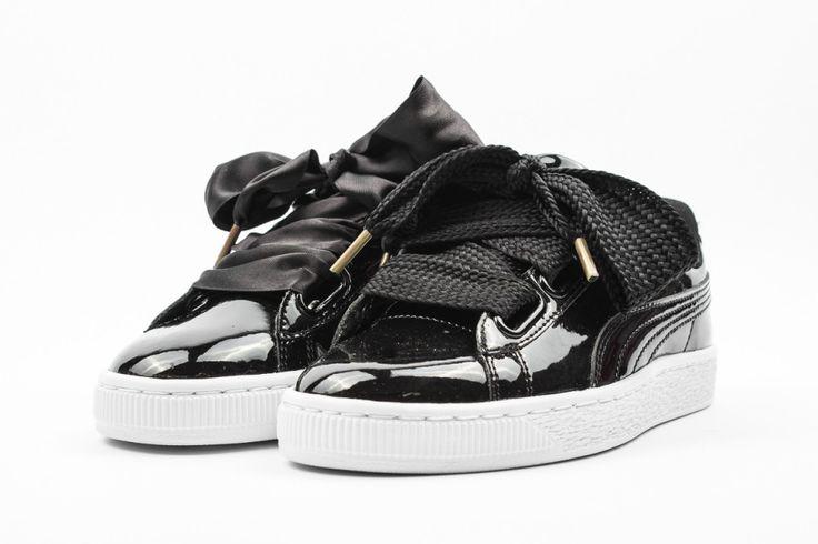 Puma scarpe con fiocco
