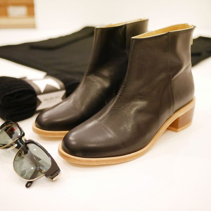 Deeeeeelish & Attorney Flinders Boots - Luxuriously hand crafted in Australia  Shop online: http://store.aquirkoffate.com/and-attorney-flinders/dp/6657