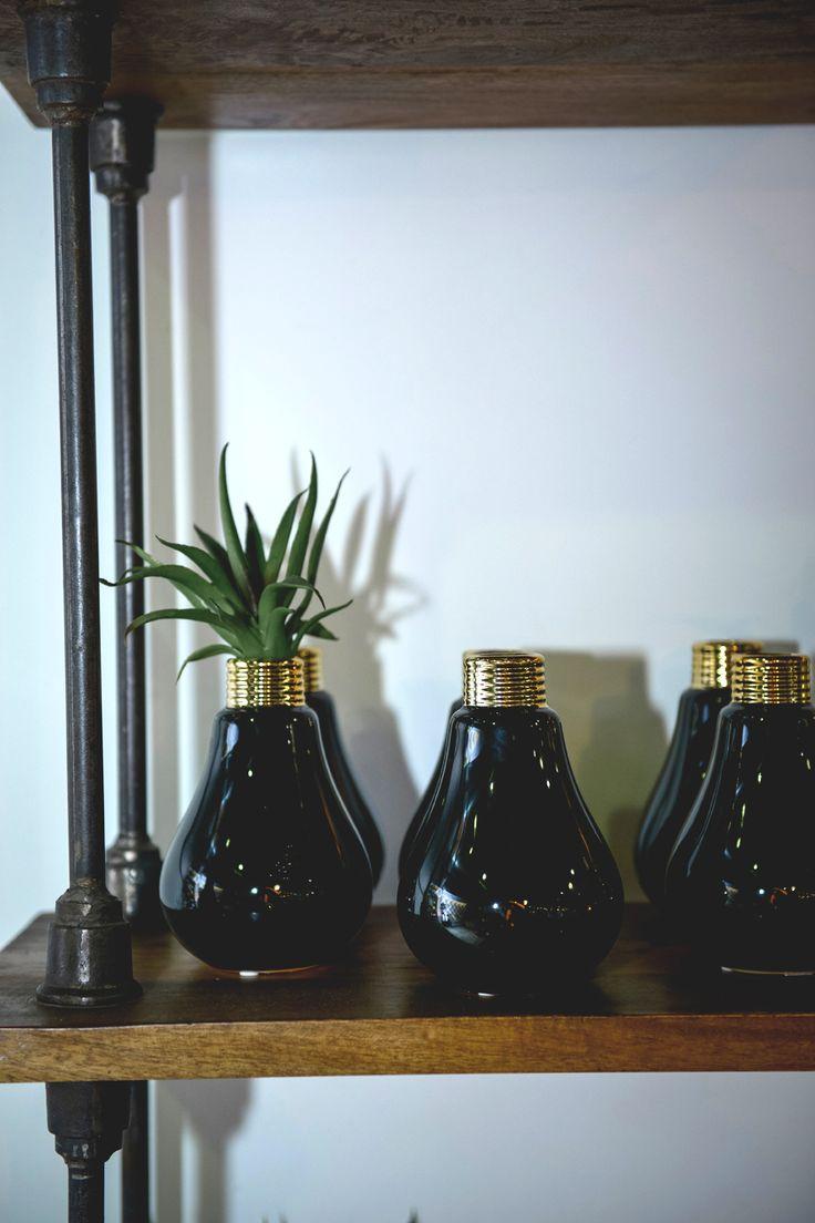 HOMEMAKERS Expo 2015 Johannesburg | Light Bulb Plant Holders