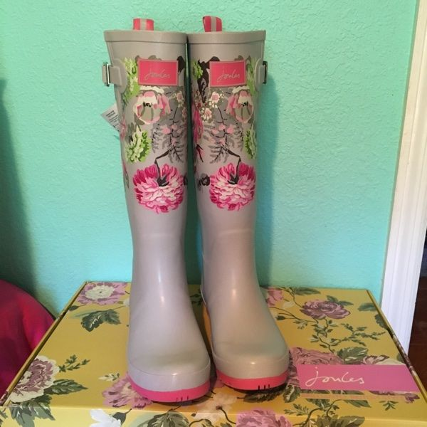 For Sale: Joules Wellies Rain Boots for $65