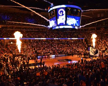 NBA Playoffs at the FedEx Forum Picture at NBA  Photos
