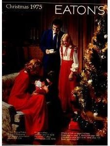 I Found my Childhood on eBay: Eaton's Christmas Catalogue