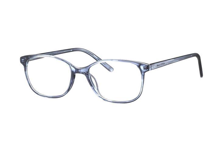 Marc O'Polo 503095 70 Brille in blau strukturiert ist der Inbegriff für moderne, legere Mode. Auch bei der aktuellen Brillenkollektion bleibt Marco O' Polo seiner Linie treu. Natürlich, Zeitgemäß und sichtbar Qualitativ hochwertig. Markenphilosophie.