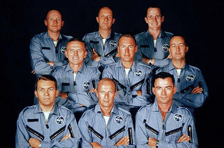 17 Best images about Gemini on Pinterest   Astronauts, Jim ...