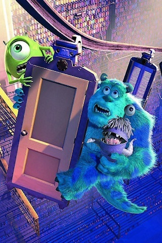 Ok guys, so I just thought of this, they ought to make a Monsters Inc ride where everyone is looking for Boo and she is lost we travel through different doors with Sullivan and Mike Wasowski eventually finding her in Sully's bed!!!