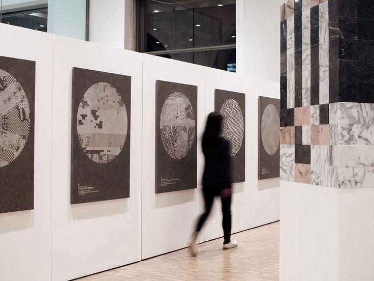 Still Motion apresentou em Milão uma série de trabalhos originais concebidos por cinco estúdios internacionais de design gráfico e produzidos em pedra portuguesa.   Esteprojecto explora o potencial e a diversidade da pedra portuguesa, em particular a riqueza das suas características mais visuais,