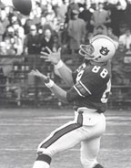 Terry Beasley - 1969-71 - A great time to watch Auburn Football since I was living in Auburn and Don could get student tickets for us