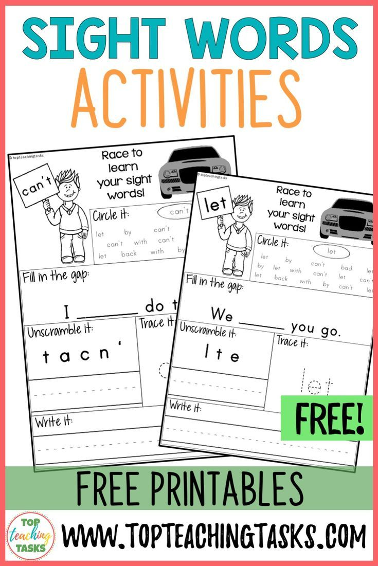 High Frequency Sight Word Printables For Year One Blue Level Nz Free Sight Words Sight Words Printables Sight Word Recognition [ 1101 x 735 Pixel ]