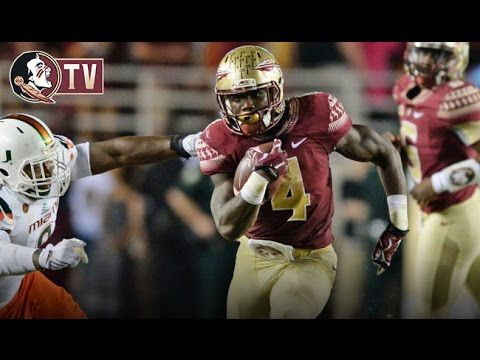 FSU vs. Miami Highlights