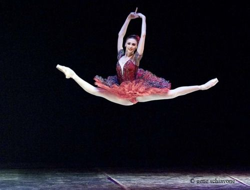 Svetlana Zakharova - ever young ballerina dreams of doing this some day!