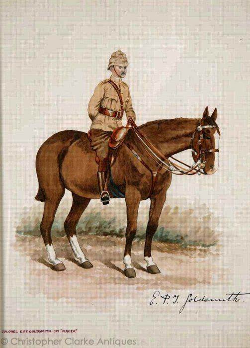 Portraits Of Officers Of The Lancashire Fusiliers By McNeil · Campaign  FurnitureBritish Colonial