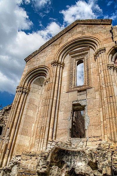 Ishan church, Turkey.