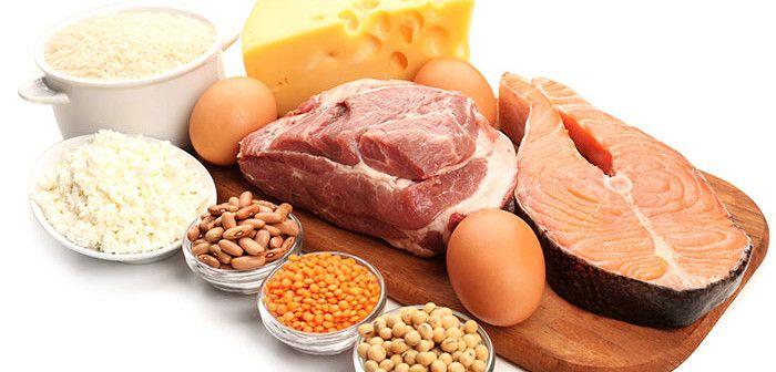 Znaczenie białek w codziennej diecie