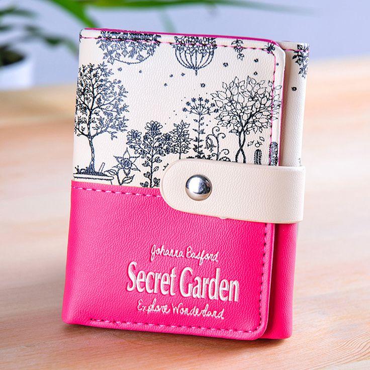 クラッチ財布のための女性革コイン財布女性の短い財布財布キャンディ色最高の贈り物女性のお金袋ポケット