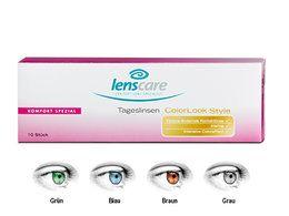 Lenscare ColorLook Style Tageslinsen (1x10)