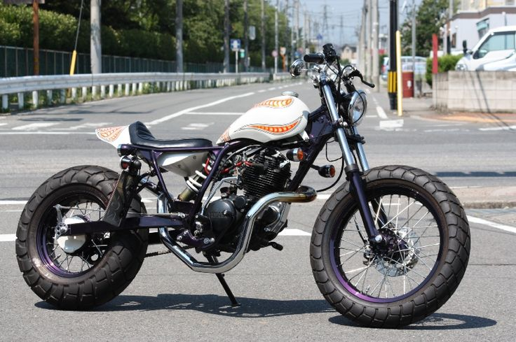 TW 225 by luxeCafes Racers, Luxe Motorcycles, Biker Motorcycles, Things Motorcycles, Cafes Motorcycles, Yamaha Tw225, Motors Bikes, Motorcycles Motorbikes, Motorcycles Cafes