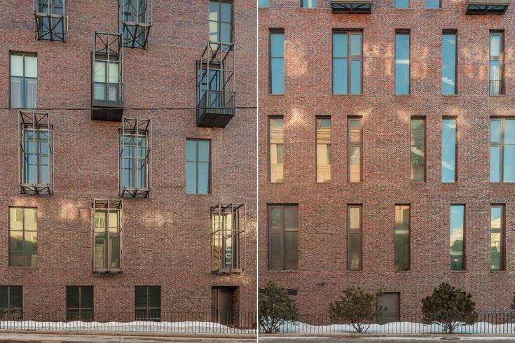 Нелужковский стиль: 5 удачных современных зданий вцентре Москвы. Изображение № 37.