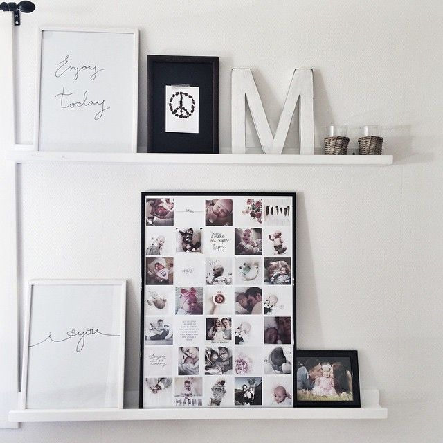 Cool Deco With A Printic Poster Instagram Photo By