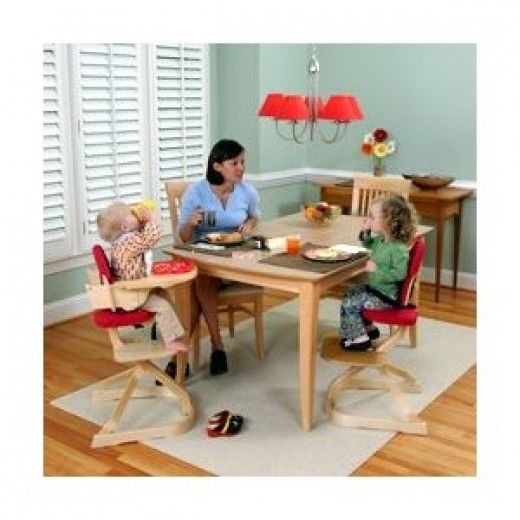 Top Wooden High Chairs: Svan Signet Adjustable High Chairs For Kids Good Ideas