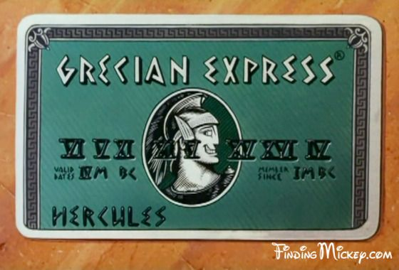 Hercules - Greecian Express