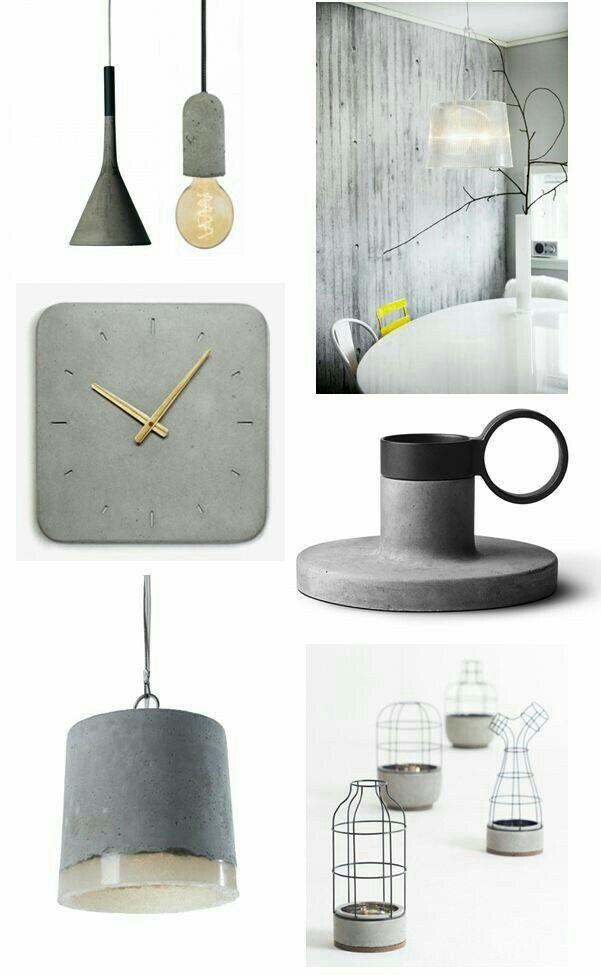 beton aksesuarlar beton ayd nlatma r nleri pinterest beton lampes en bois et ciment. Black Bedroom Furniture Sets. Home Design Ideas